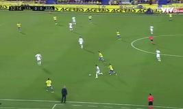 Tổng hợp trận đấu: Las Palmas 2-2 Real Madrid (Vòng 6 La Liga 2016/17)