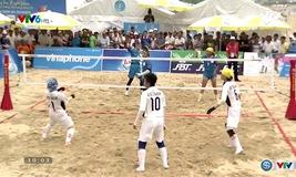 Cầu mây nữ: ĐT Việt Nam 2-0 ĐT Trung Quốc (21/17, 21/15)