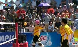Những pha bóng ấn tượng, Cầu mây Regu nữ: ĐT Việt Nam 2-0 ĐT Myanmar