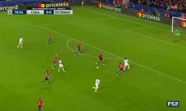 Tổng hợp trận đấu: CSKA Moscow 0-1 Tottenham (Bảng E Champions League)