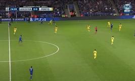 Tổng hợp trận đấu: Leicester City 1-0 Porto (Bảng G Champions League)