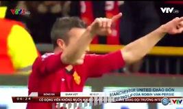 Trước trận Manchester United vs Fenerbahce: Ngày về của Van Persie