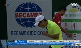Giải quần vợt F7 Men's Futures: Các tay vợt chủ nhà dừng bước