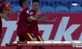 U19 Việt Nam & Những điều thu hoạch được tại VCK U19 Châu Á 2016