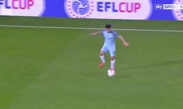 Vòng 1/8 Cúp Liên đoàn Anh: Man Utd 1-0 Man City