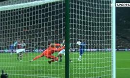 Vòng 1/8 Cúp Liên đoàn Anh: West Ham 2-1 Chelsea