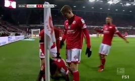 Mainz 1-3 Bayern Munich (Vòng 13 Bundesliga 2016/17)