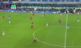 Everton 1-1 Manchester United (Vòng 14 Premier League 2016/17)