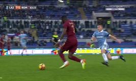 Lazio 0-2 AS Roma (Vòng 15 Serie A 2016/17)