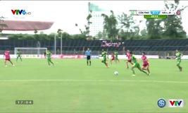 Phút 5: Văn Ngọ mở tỉ số trận đấu cho CLB Sài Gòn