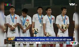 Những trận chung kết đáng tiếc của bóng đá Việt Nam