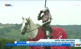 Nước Anh vận động đưa môn cưỡi ngựa đấu thương vào thi đấu Olympic