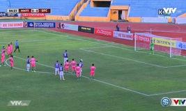 Phút 5: Gonzalo sút hỏng penalty