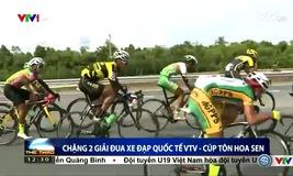 Chặng 2 giải xe đạp Quốc tế VTV Cúp Tôn Hoa Sen 2016
