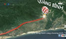 Lộ trình chặng 3 giải xe đạp quốc tế VTV Cúp Tôn Hoa Sen 2016