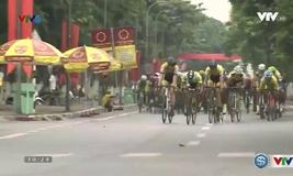 Tổng hợp chặng 5 giải xe đạp Quốc tế VTV Cup - Tôn Hoa Sen 2016