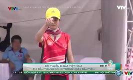 ĐT bi sắt Việt Nam thành công trong ngày thi đấu đầu tiên