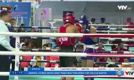 ABG 2016: Các võ sĩ Việt Nam thành công trong ngày thi đấu thứ 3 môn muay