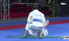 ĐT Jujitsu Việt Nam thi đấu thành công tại ABG 5