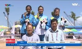 ABG 2016: Ngày thi đấu xuất sắc của các VĐV điền kinh Việt Nam