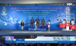 ABG 2016: Thể thình Việt Nam giành thêm 3 HCV