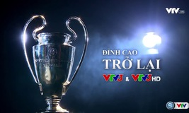 Trailer: Champions League trở lại trên VTV