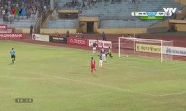 VIDEO Tổng hợp trận đấu Hà Nội T&T 1-2 Than Quảng Ninh