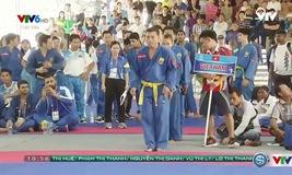 VIDEO bài biểu diễn Đa luyện vũ khí nữ của ĐT Vovinam Việt Nam