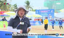 VTV vượt qua thách thức về thời tiết ở ABG5