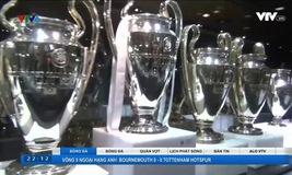 Trải nghiệm cảm giác tại phòng thay đồ của Real Madrid