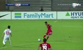 U19 Bahrain sút xa nguy hiểm