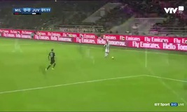 VIDEO Tổng hợp trận đấu AC Milan 1-0 Juventus