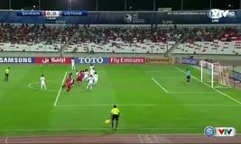 VIDEO Tổng hợp trận đấu U19 Bahrain 0 - 1 U19 Việt Nam