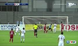 U19 Nhật Bản nâng tỉ số lên 3-0