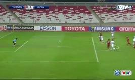 Pha tấn công nguy hiểm của U19 Nhật Bản