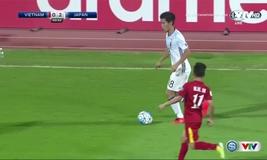 VIDEO Tổng hợp trận đấu U19 Việt Nam 0-3 U19 Nhật Bản