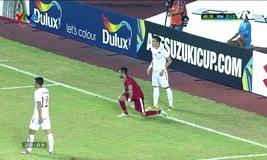 Boas đưa ĐT Indonesia vượt lên dẫn trước với pha đá phạt đền thành công