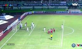 VIDEO Tổng hợp trận đấu ĐT Indonesia 2-1 ĐT Việt Nam