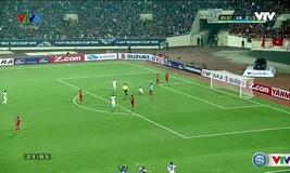 ĐT Indonesia sút penalty thành công gỡ hòa 2-2