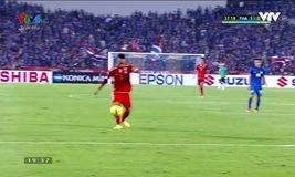 VIDEO Tổng hợp trận đấu ĐT Thái Lan 4-0 ĐT Myanmar