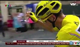 Chặng 21 Tour de France: Greipel về nhất, Chris Froome giành áo vàng chung cuộc