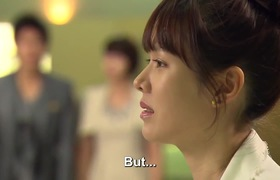 Nụ hôn bất ngờ của Lee Min Ho - Park Min Young trong