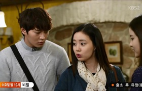 """""""Good Doctor - Thiên thần áo trắng"""" tập cuối: nụ hôn bất ngờ của Shi On - Yoon Seo"""