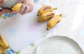 Cách làm kem chuối ngon ngất ngây