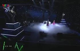 Chung kết The Voice Kids: Lưu Hương Giang - Hồ Hoài Anh và các học trò