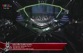 Chung kết The Voice Kids: Thiên Nhân