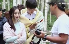 Yongpal: Hậu trường cảnh quay Joo Won cõng Kim Tae Hee