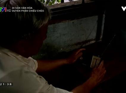 Di sản văn hóa: Duyên phận chiếu chèo