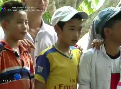 Khám phá Việt Nam: Vua sới vật vùng Kinh Bắc