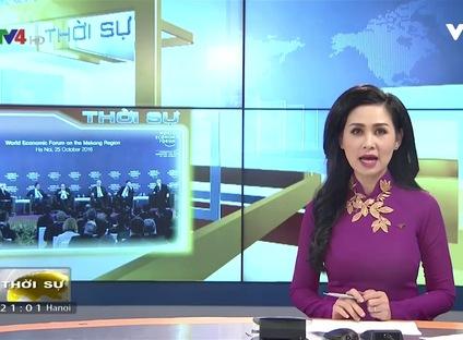 Bản tin tiếng Việt 21h - 25/10/2016